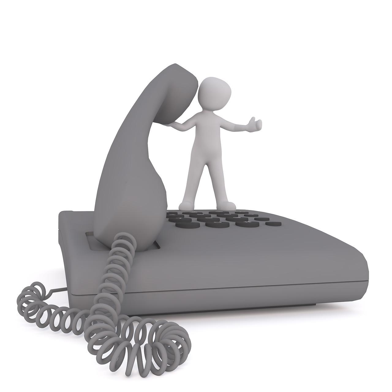 Nieuw: Keuze Menu Voor De Telefoon
