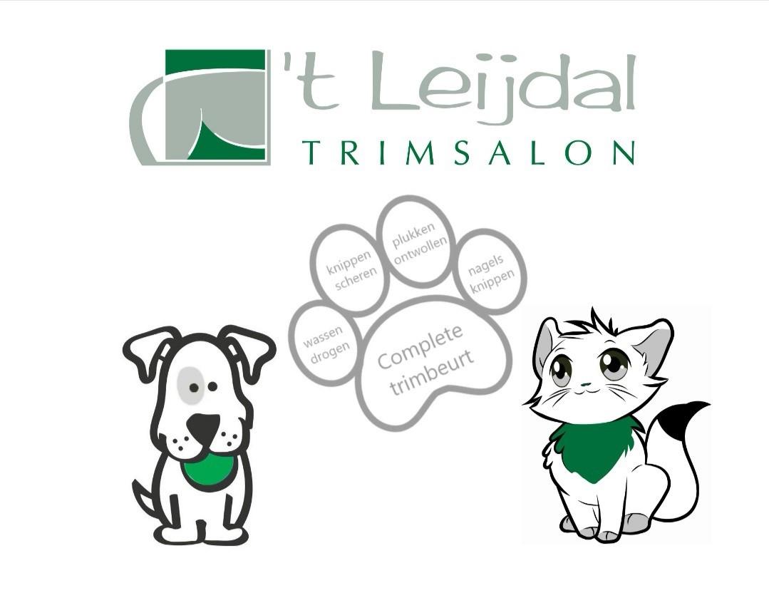 Trimsalon 't Leijdal Voor Uw Hond En Kat
